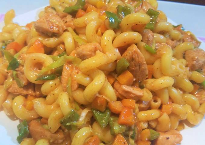 How to Cook Perfect Chicken Pasta Recipe