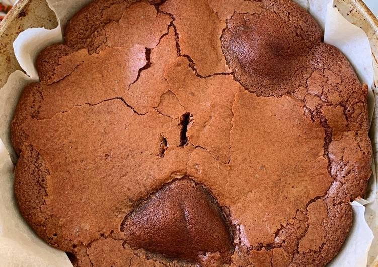 recette Fondant au chocolat le délicieux