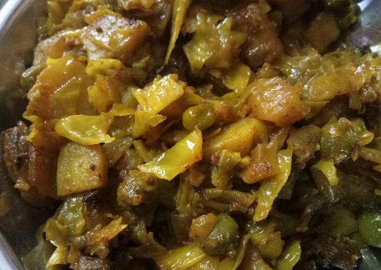 Cauliflower veg
