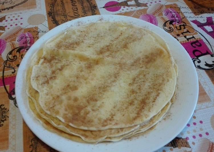 Filloas Gallegas Receta De Juan Cannas Cookpad