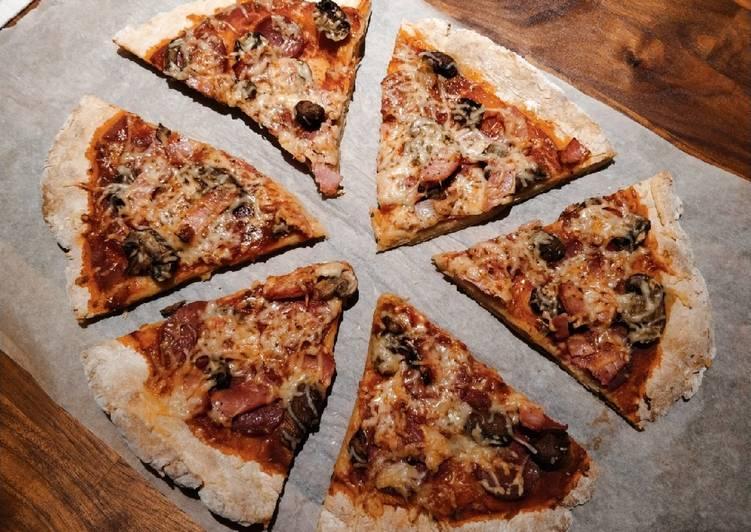 Pepperoni Pizza (Gluten free)
