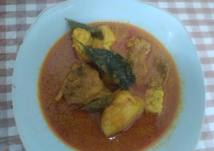 Resep Resep Gulai Ayam Praktis Yang Simple Enak