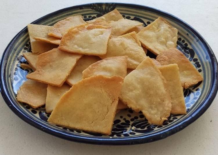 Chips de tortillas