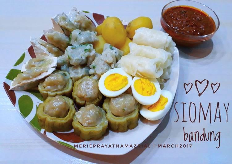Siomay Bandung