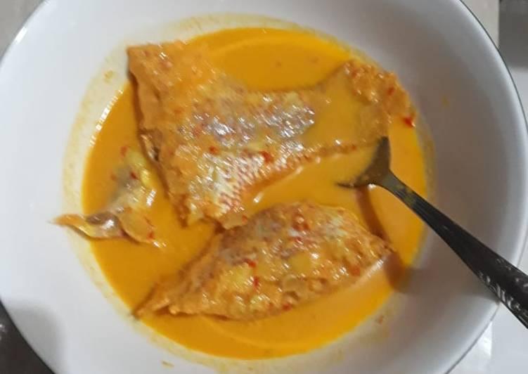 Ikan Kakap Bumbu Kuning