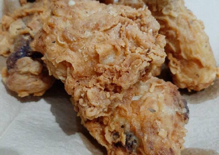 Ayam Krispi Renyah