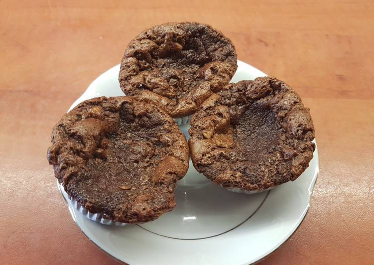 Step-by-Step Guide to Prepare Favorite Gluten-free chocolate muffins