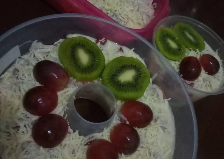 Salad buah paling enak