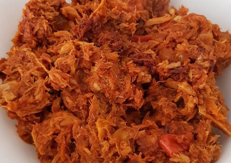 Sarding dry roast (dry curry) SANDWICH SPREAD