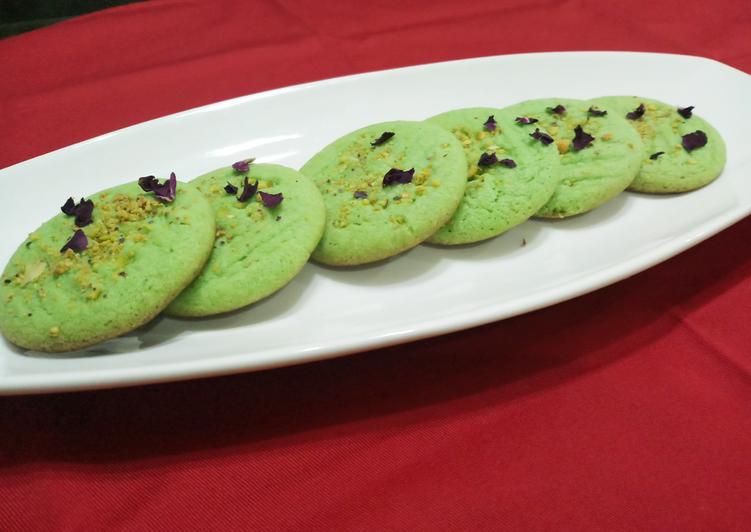 How to Make Award-winning Pistachio Cookies