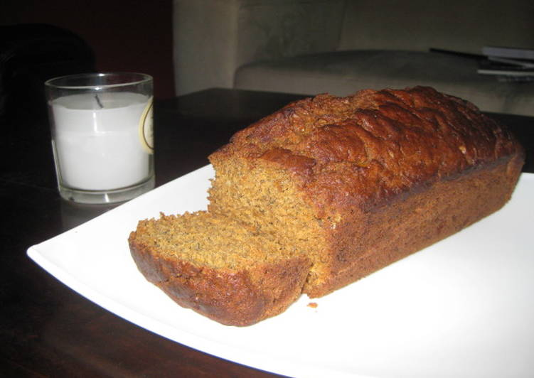 Easiest Way to Make Perfect Low Fat Banana Bread