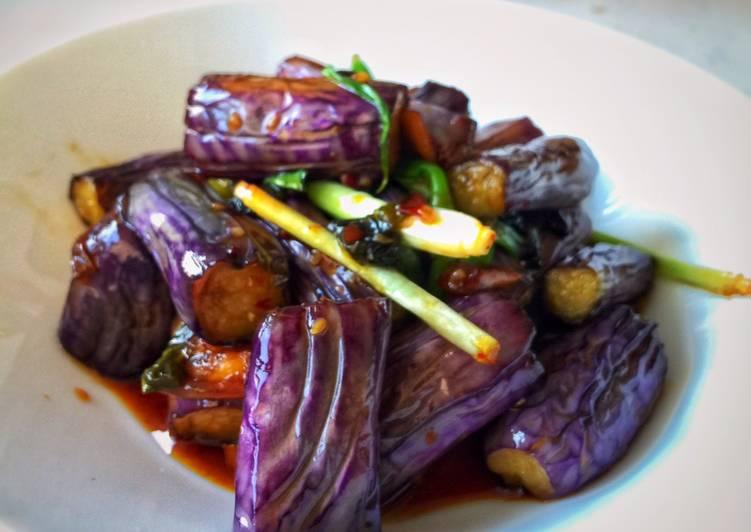 Eggplant kecap