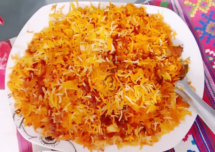 Easiest Way to Make Ultimate Classic Biryani 😋 #CookpadApp