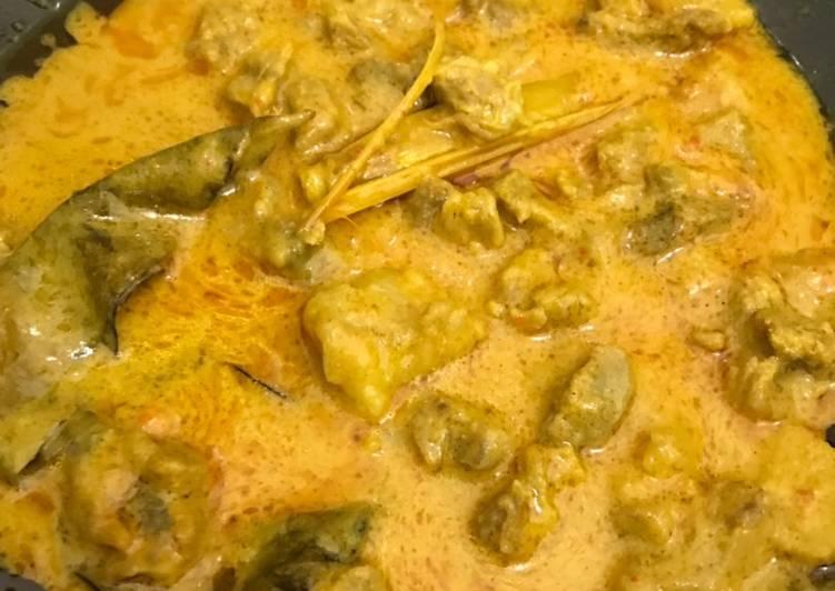 Resep Gule daging sapi Yang Populer Sedap