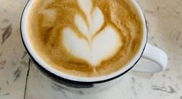 Hình ảnh món Latte coffee