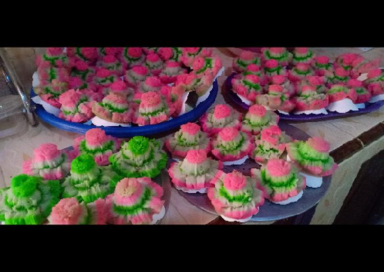 Kue bikang mawar - cookandrecipe.com