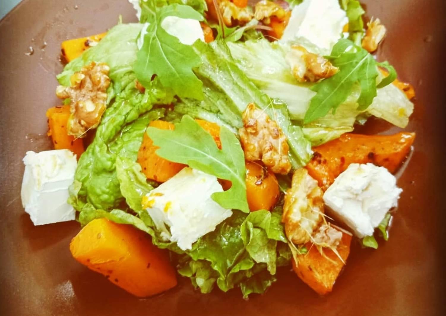 окончанию салат из тыквы рецепты с фото подавляющем большинстве