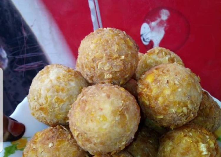 30 Minute Step-by-Step Guide to Make Special Yam balls