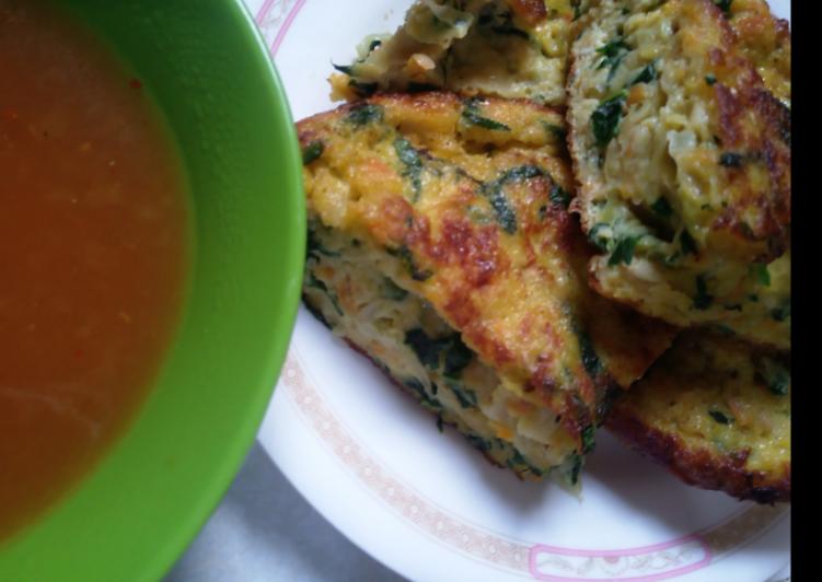 Telur Sayur saos Fuyunghai