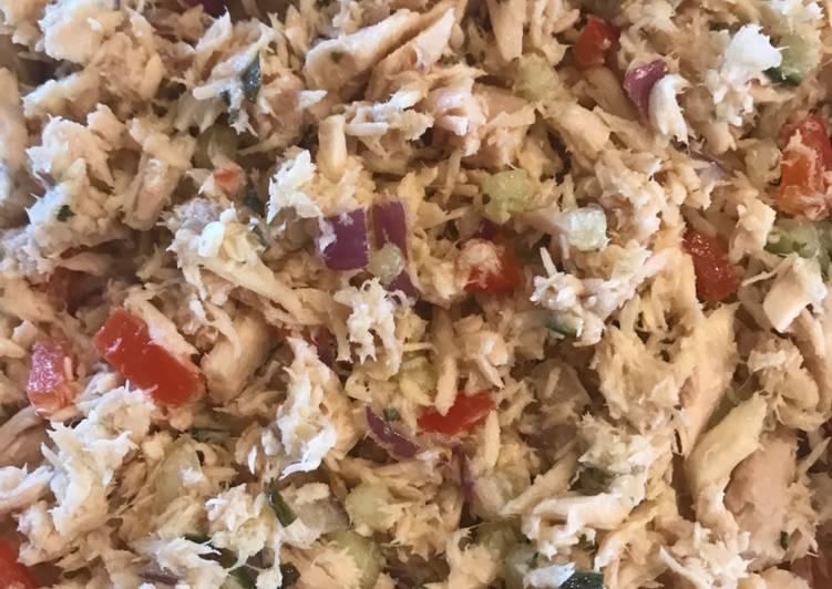 Tasty Thai Tuna Salad