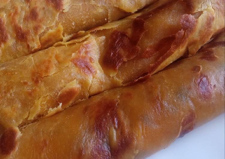 Recipe of Ultimate Pumpkin Chapati