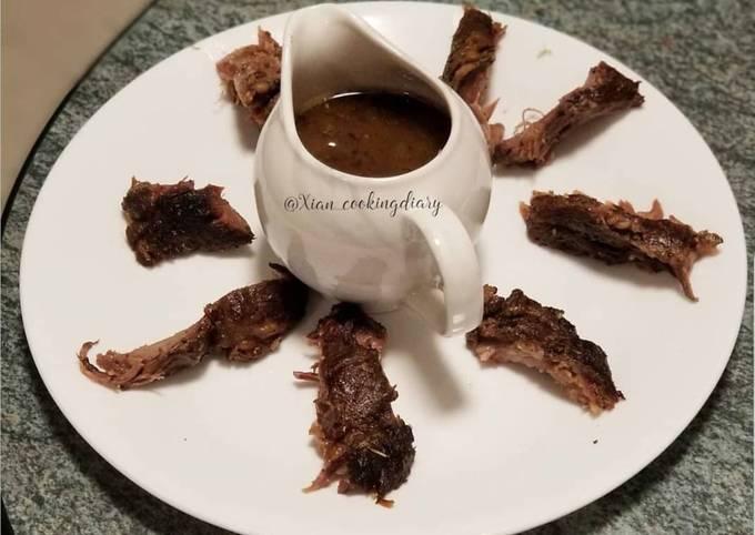 Recipe of Slow Cooker Pot Roast ♥️ Very Simple
