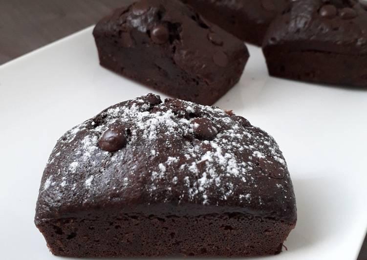 Mini cake choco