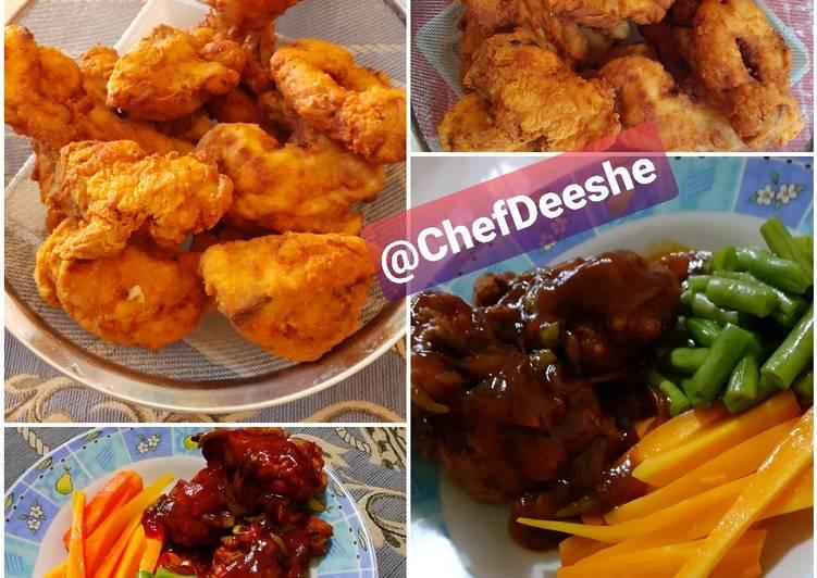Ayam KFC Teriyaki