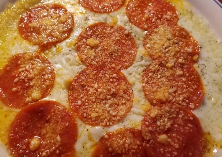 Recipe: Yummy Pizza plate
