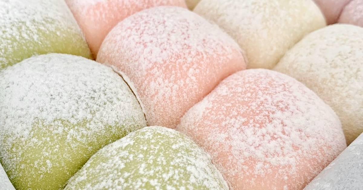 Resep Japanese Soft Fluffy Milk Bread Oleh Stella Cookpad