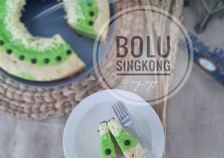 Bolu Singkong