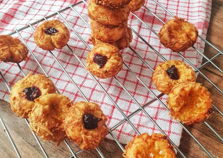 Cara Termudah Untuk Memasak Sempurna Thumbprint Cookies Ekonomis