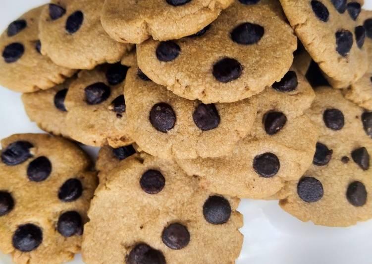 Cookies 4 bahan