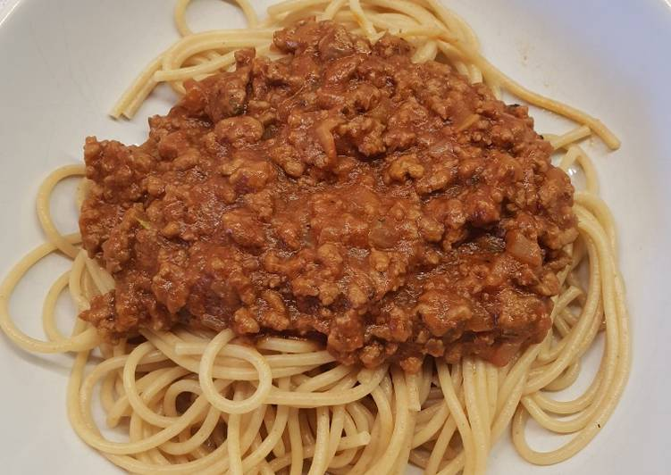 Top 100 Dinner Easy Any Night Of The Week Classic spag bol