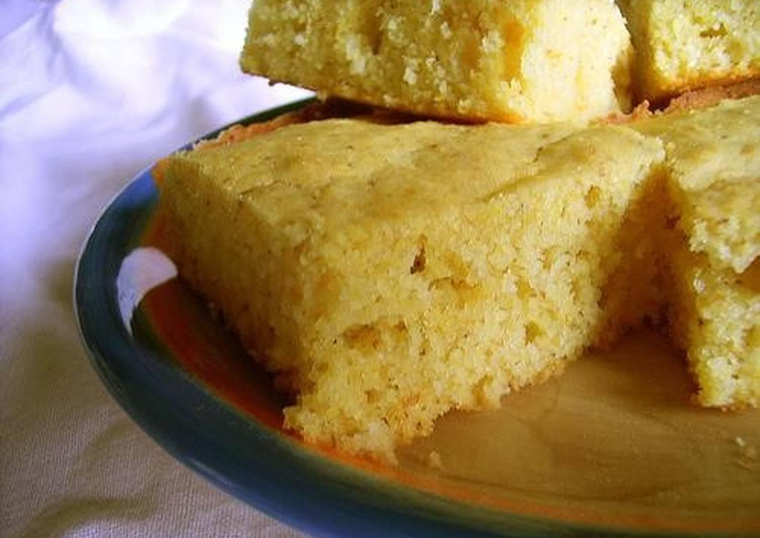 хлеб из кукурузной муки рецепт с фото был
