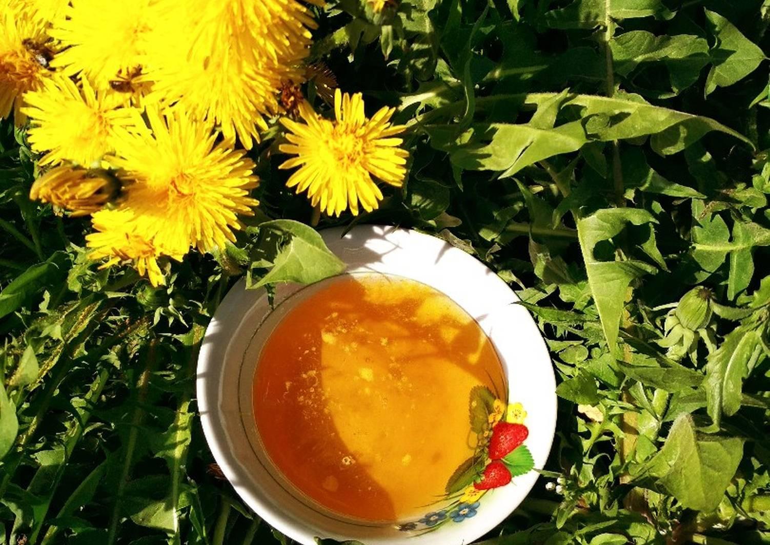 Варенье из одуванчиков пошаговый рецепт с фото