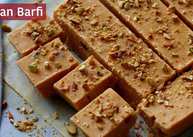 Learn How to Boost Your Mood with Food Besan barfi