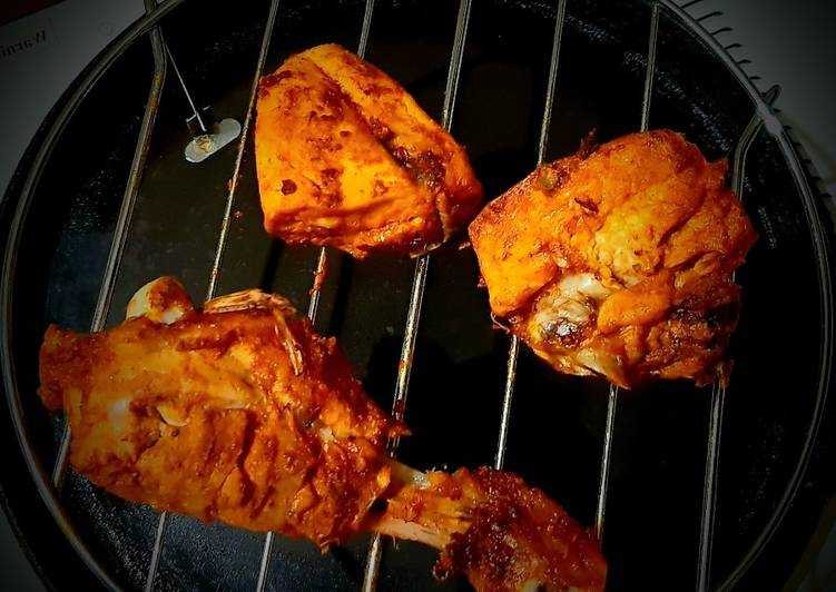 How to Make Simple Grill chicken