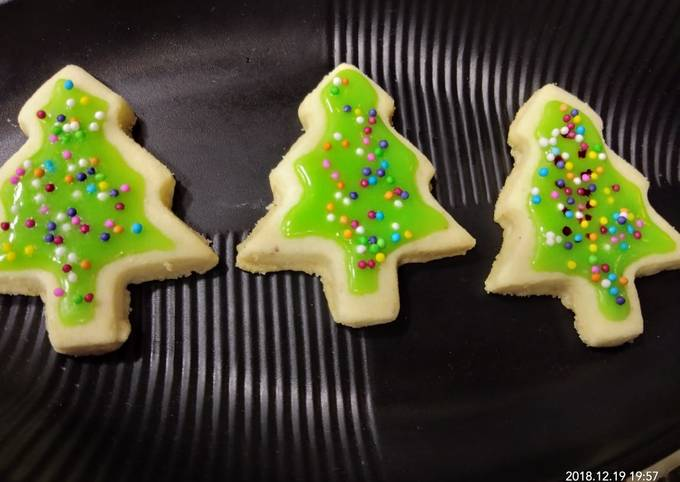 How to Cook Delicious Easy sugar cookies
