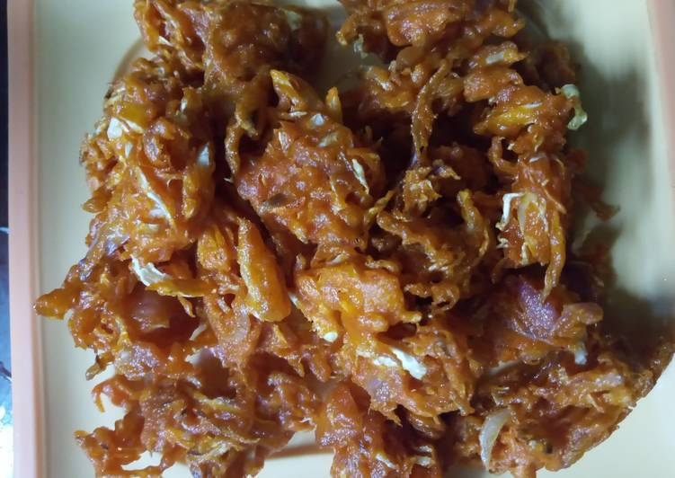Steps to Prepare Speedy Cabbage pakoda