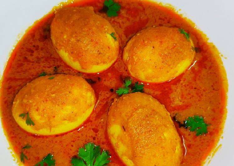 Recipe of Any-night-of-the-week Egg Curry egg Korma
