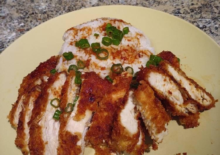 Easiest Way to Make Quick Chicken Katsu