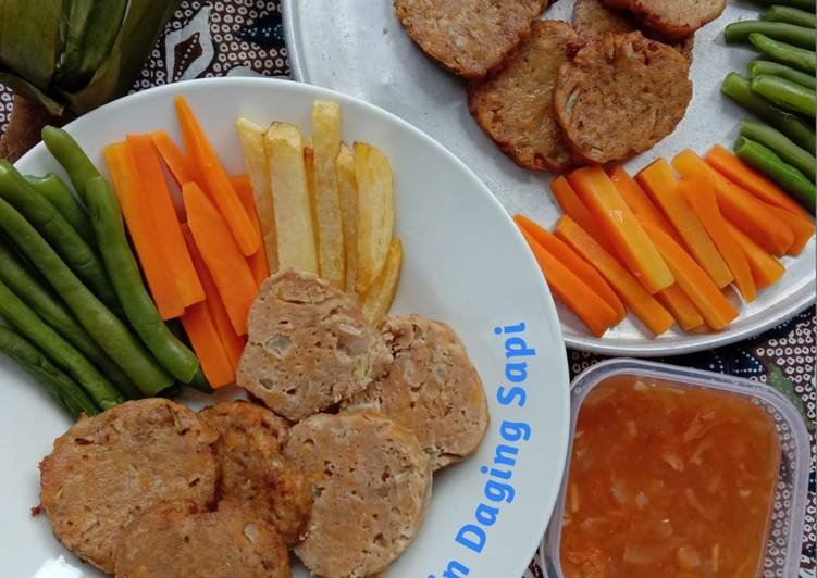 Bagaimana Menyiapkan Galantin Daging Sapi, Enak