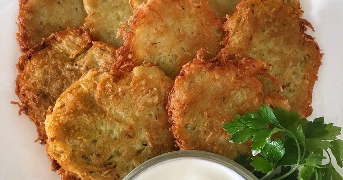 Драники капустные рецепт с фото