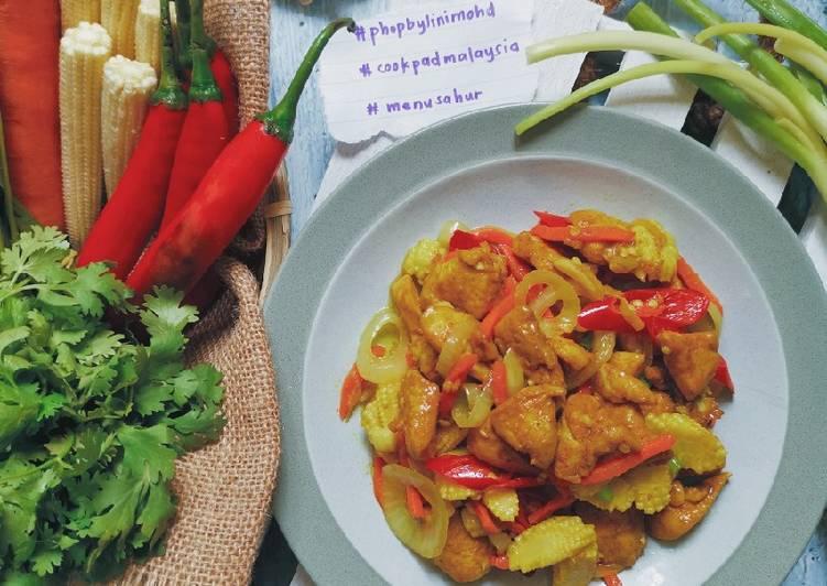 Ayam Goreng Kunyit #phopbylinimohd - velavinkabakery.com