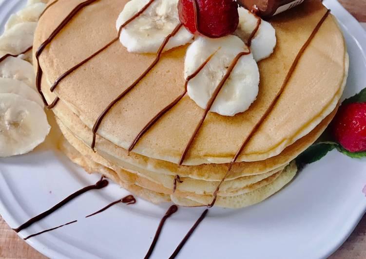 Recipes  Pancakes 😍