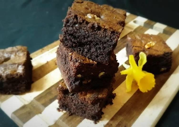 Brownies chocolat