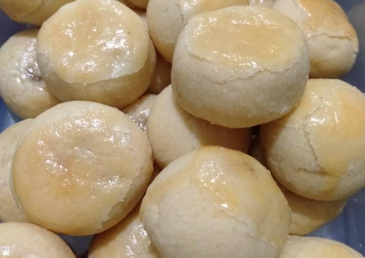 Kuker Nastar lembut - cookandrecipe.com