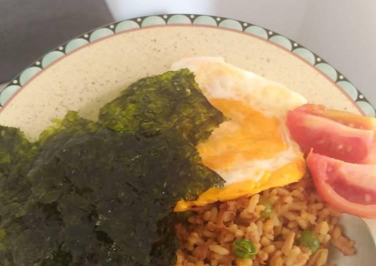 Resep Spicy Tuna Fried Rice Oleh Kun Cookpad