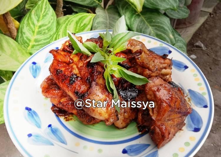 Resep Ayam Bakar Madu untuk jualan